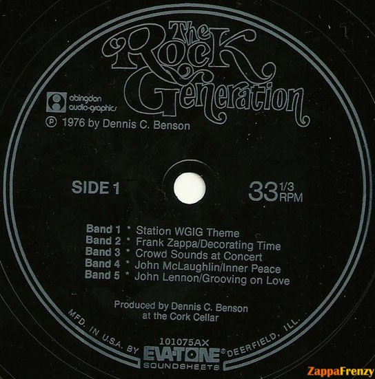 Various - Rock Generation